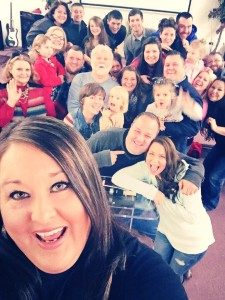 Church Selfie