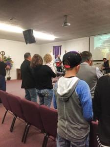 Praise Camp Meeting